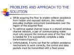 problems and approach to the solution1