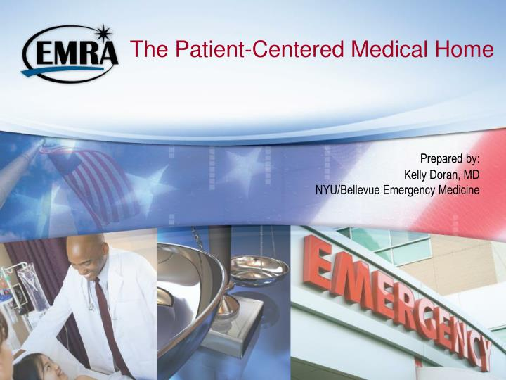 the patient centered medical home n.