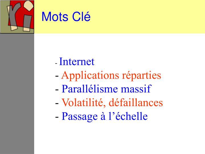 Mots cl