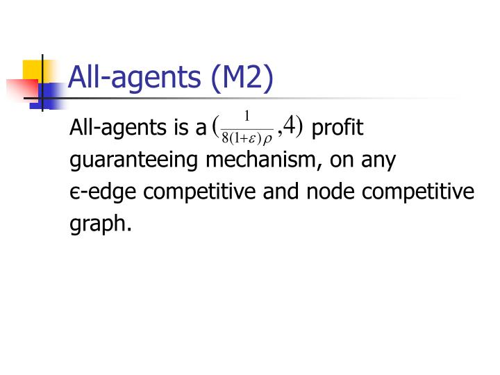 All-agents (M2)