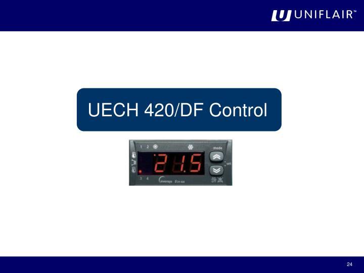UECH 420/DF Control
