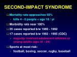 second impact syndrome1