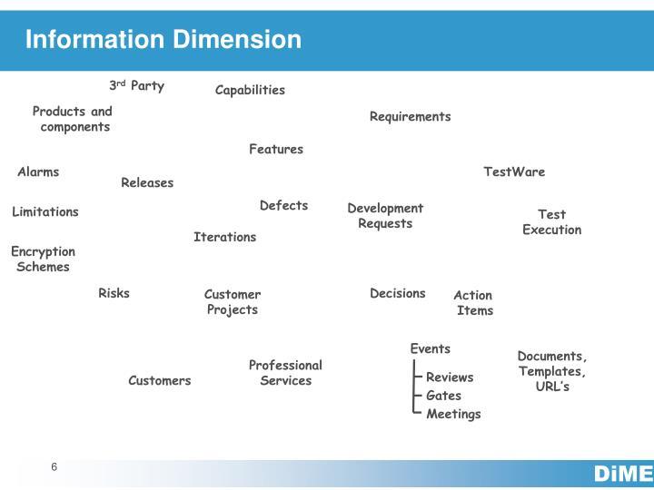 Information Dimension