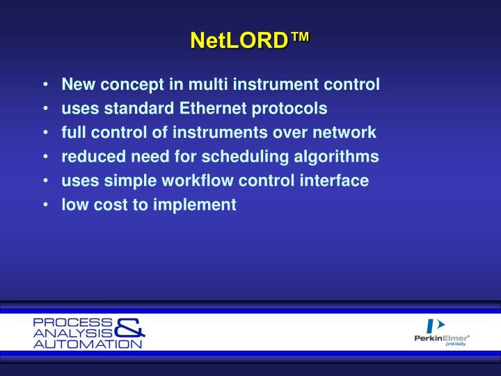NetLORD™