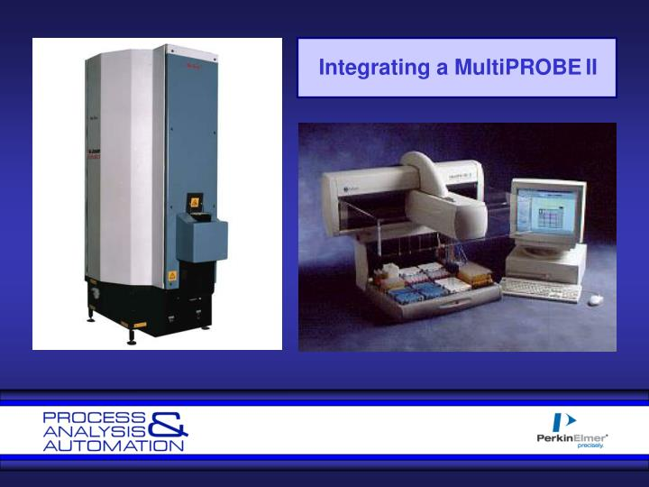 Integrating a MultiPROBE
