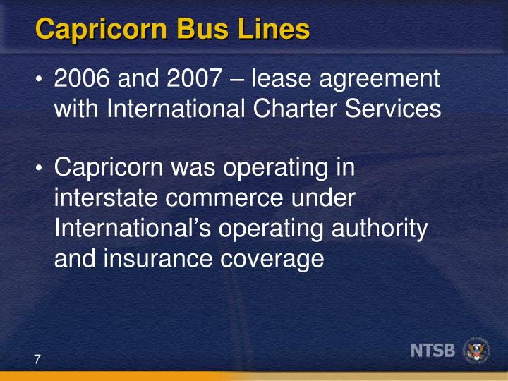 Capricorn Bus Lines