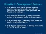 growth development policies2