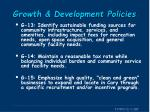 growth development policies4