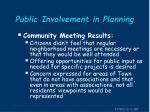 public involvement in planning3