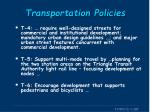 transportation policies1