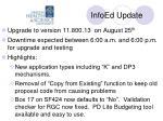 infoed update1