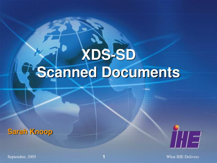 Xds sd scanned documents
