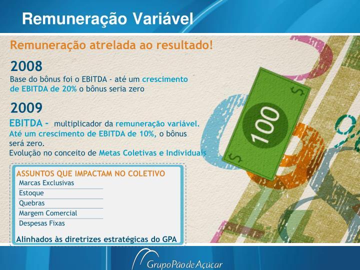 Remuneração