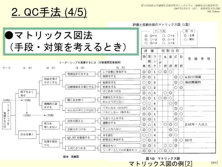 得能貢一 (toku@sse.tottori-u.ac.jp) 鳥取大学工学部社会開発システム工学科 - PowerPoint PPT Presentation