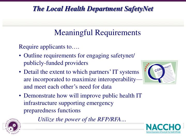 Meaningful Requirements