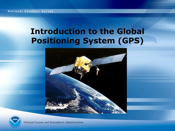 an introduction to the global positioning system gps How can the answer be improved.