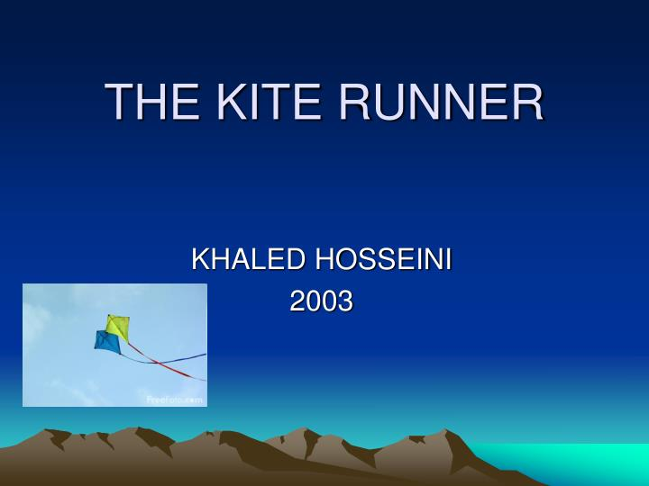 essays about the kite runner Kite runner mla essays and research papers  search the kite runner but assef says he will take revenge hassan is a successful kite runner for amir, knowing where the kite will land without even watching it one triumphant day.