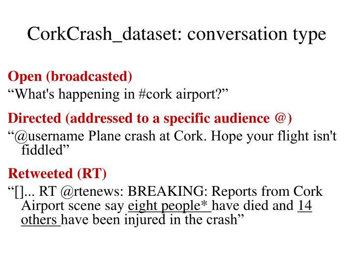 CorkCrash_dataset