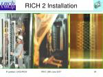 rich 2 installation