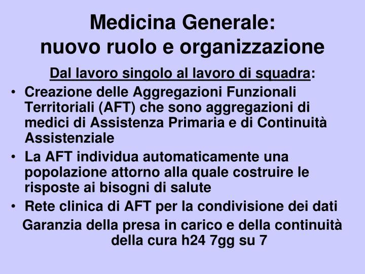 Medicina Generale: