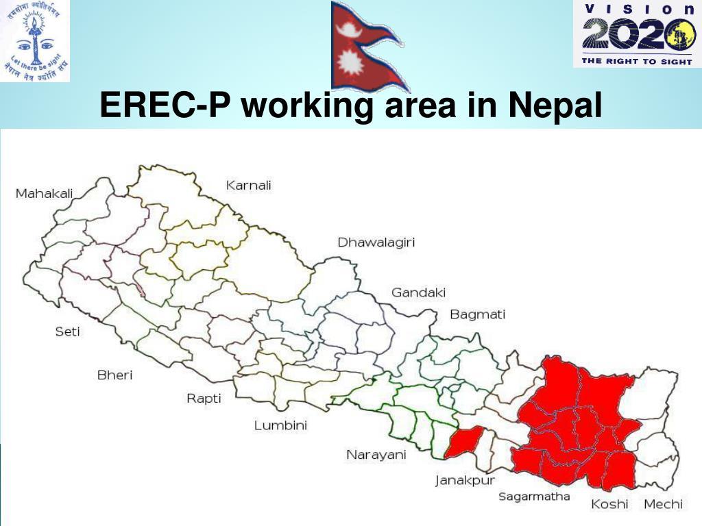 PPT - Nepal Netra Jyoti Sangh in the eye care program of Nepal: A