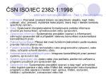 sn iso iec 2382 1 1998