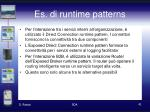 es di runtime patterns