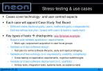 stress testing use cases1