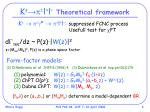 k l l theoretical framework