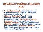 influenza pand mica h1n1 20094