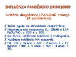 influenza pand mico h1n1 200922