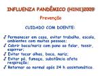influenza pand mico h1n1 200932