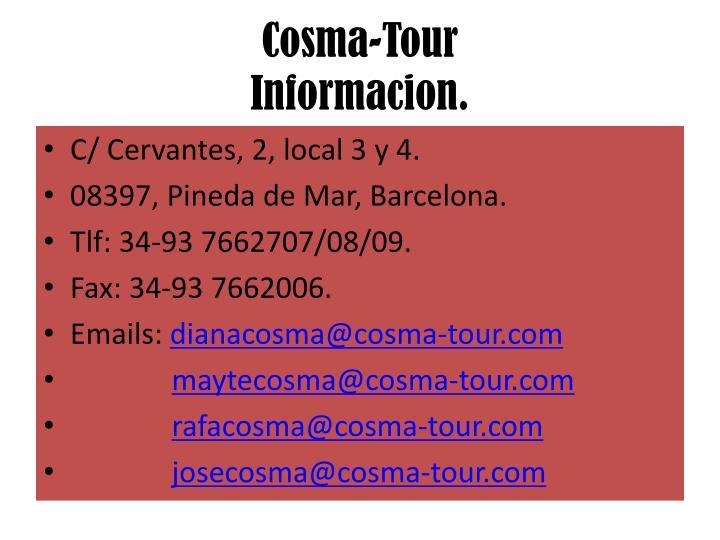 Cosma-Tour