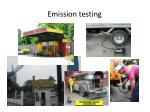 emission testing1