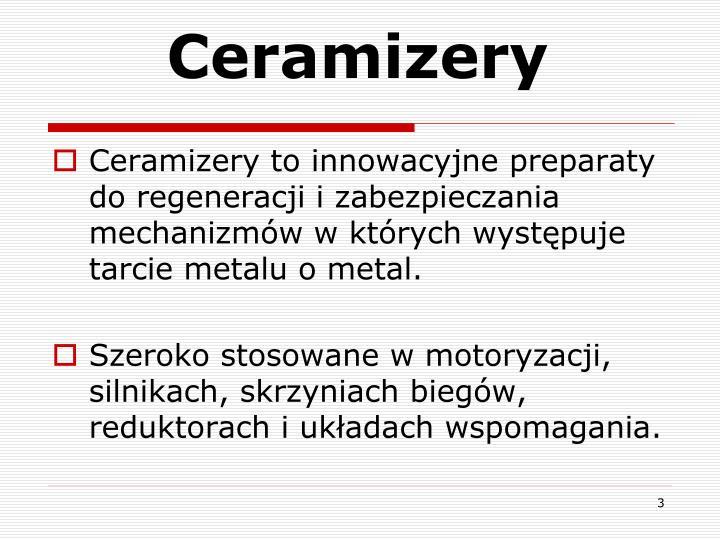Ceramizery