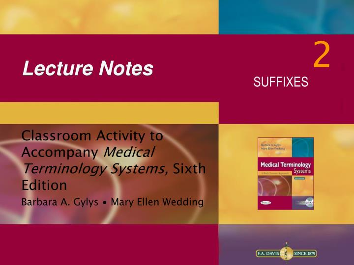 PPT - Lecture Notes PowerPoint Presentation - ID:4582509