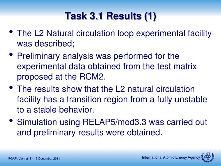Task 3.1 Results (1)