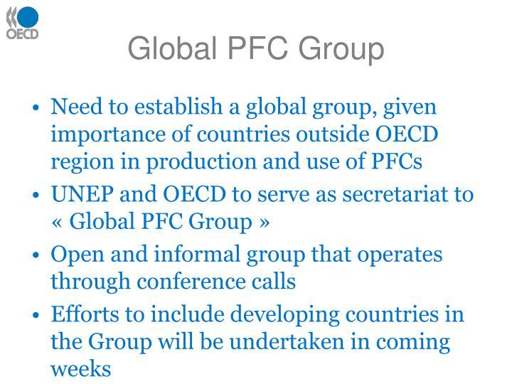 Global PFC Group