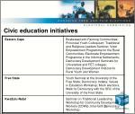 civic education initiatives