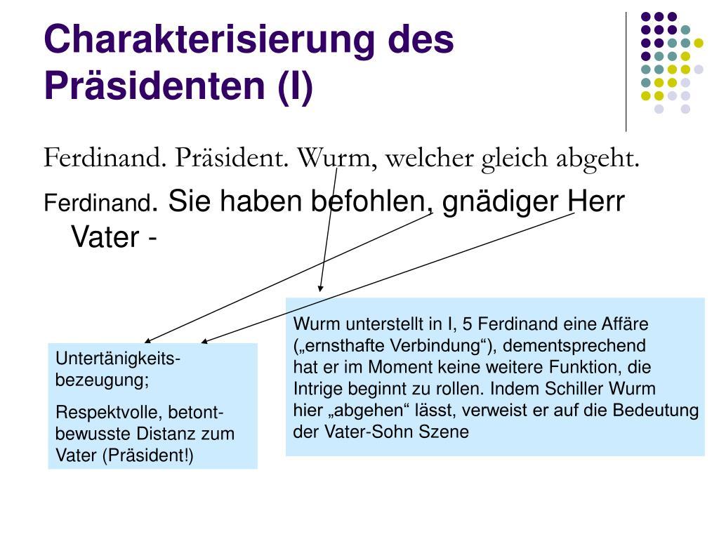 Ppt Kabale Und Liebe Powerpoint Presentation Free Download Id