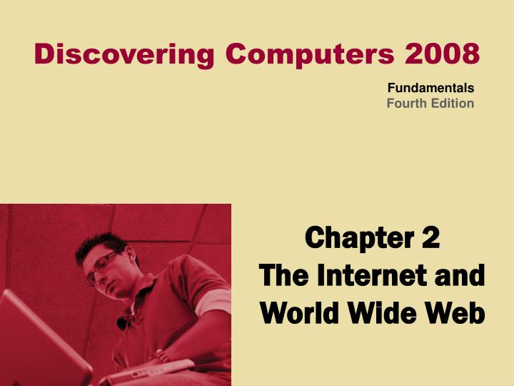 chapter 2 the internet and world wide web n.