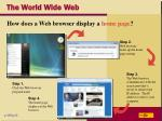 the world wide web2