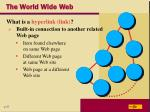 the world wide web5