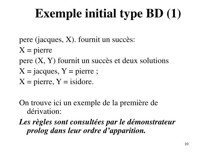 Exemple initial type BD (1)