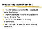 measuring achievement1