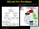 old and new paradigms