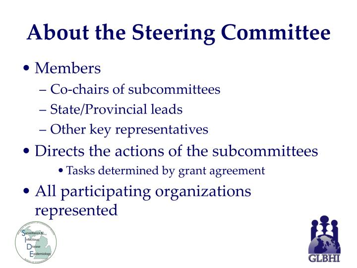 About the Steering Committee