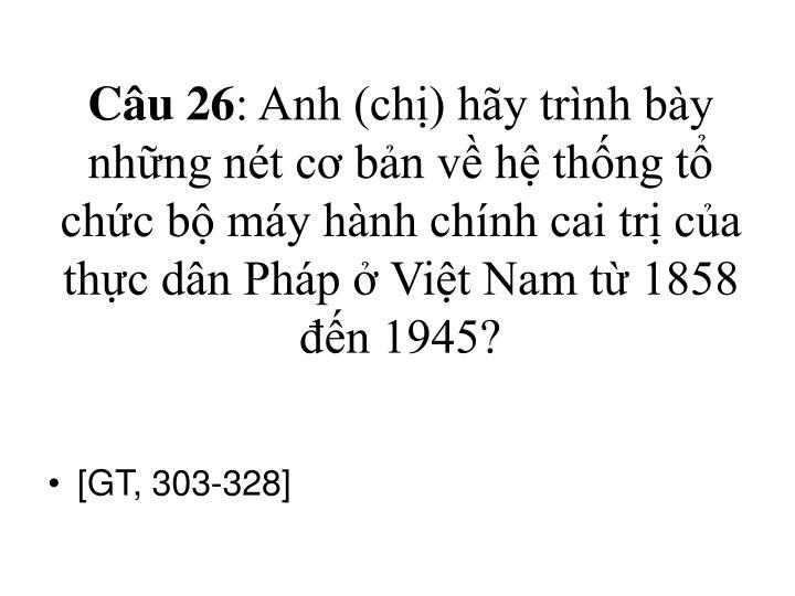 Câu 26