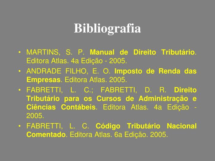 Bibliografia1
