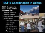 esf 8 coordination in action1